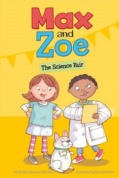 Max and Zoe: The Science Fair - EyeSeeMe African American Children's Bookstore