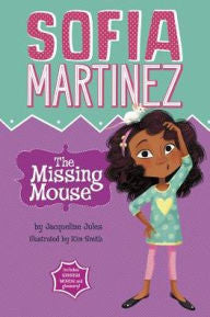 Sophia Martinez:: The Missing Mouse by Jacqueline Jules - EyeSeeMe African American Children's Bookstore