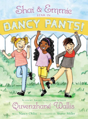 Shai & Emmie Series #2:  Shai & Emmie Star in Dancy Pants!