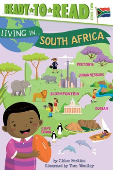 Ready To Read:  Living in . . . South Africa (Level 2)
