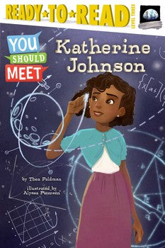 Ready To Read:  Katherine Johnson (Level 3)