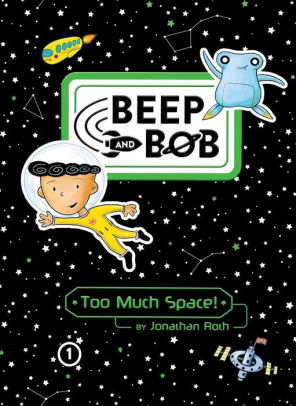 Beep and Bob:  Too Much Space!