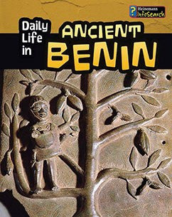 Daily Life in Ancient Benin - EyeSeeMe African American Children's Bookstore