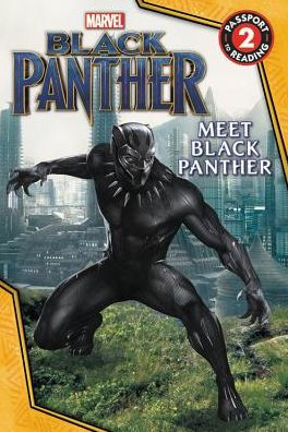 MARVEL's Black Panther: Meet Black Panther (level 2)