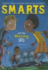 S.M.A.R.T.S. and the Missing UFO - EyeSeeMe African American Children's Bookstore