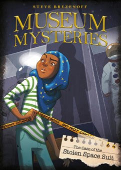 Museum Mysteries: The Case of the Stolen Space Suit - EyeSeeMe African American Children's Bookstore