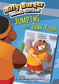 Billy Burger: Jumping for Junk Food - EyeSeeMe African American Children's Bookstore