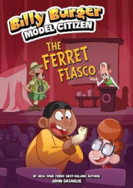 Billy Burger:  The Ferret Fiasco - EyeSeeMe African American Children's Bookstore