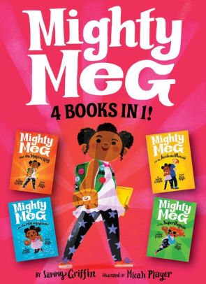 Mighty Meg: 4 Books in 1!