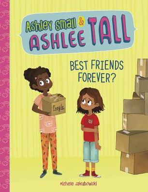 Ashley Small and Ashlee Tall:   Best Friends Forever?