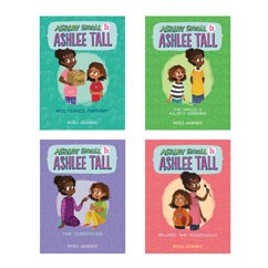 Ashley Small and Ashley Tall (Set of 4)