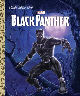 Black Panther Little Golden Book