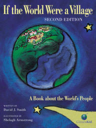 If the World Were a Village: A Book about the World's People - EyeSeeMe African American Children's Bookstore
