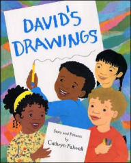 David's Drawings - EyeSeeMe African American Children's Bookstore