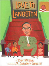 Love to Langston - EyeSeeMe African American Children's Bookstore