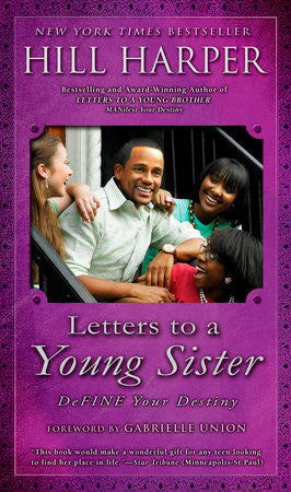 Letters to a Young Sister: DeFINE Your Destiny - EyeSeeMe African American Children's Bookstore