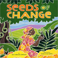 Seeds of Change: Planting a Path to Peace - EyeSeeMe African American Children's Bookstore