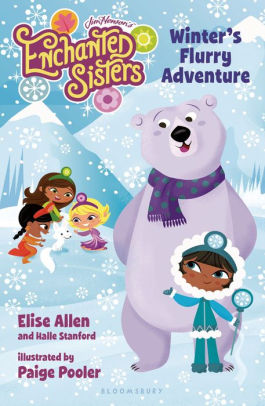 Jim's Henson's Enchanted Sister's Winter Flurry Adventure