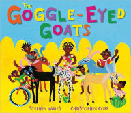 The Goggle-Eyed Goats - EyeSeeMe African American Children's Bookstore