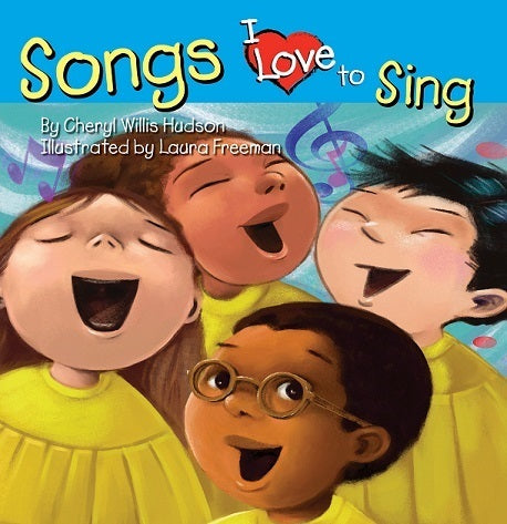 I Love To:  Songs I Love To Sing