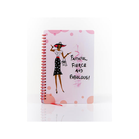 FAITHFUL, FIERCE AND FABULOUS! Journal