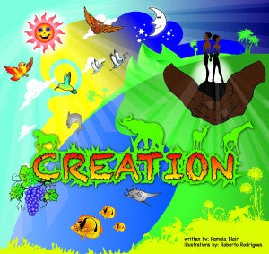 The Story of Creation - EyeSeeMe African American Children's Bookstore