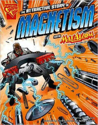 Max Axiom, Super Scientist - The Attractive Story of Magnetism - EyeSeeMe African American Children's Bookstore