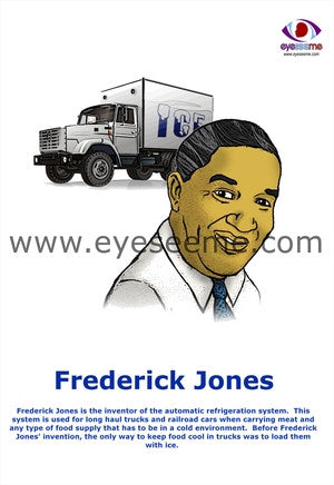 Frederick Jones - EyeSeeMe African American Children's Bookstore