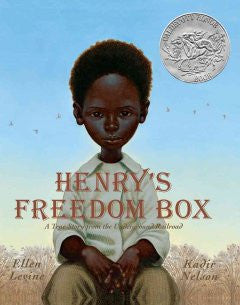 Henry's Freedom Box - EyeSeeMe African American Children's Bookstore