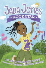 Jada Jones:  Rock Star #1