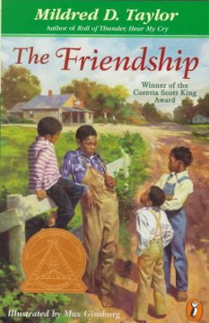 The Friendship - EyeSeeMe African American Children's Bookstore