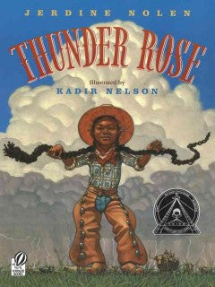 Thunder Rose - EyeSeeMe African American Children's Bookstore