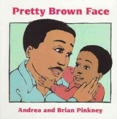 Pretty Brown Face - EyeSeeMe African American Children's Bookstore