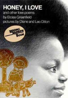 Honey, I Love and Other Love Poems - EyeSeeMe African American Children's Bookstore