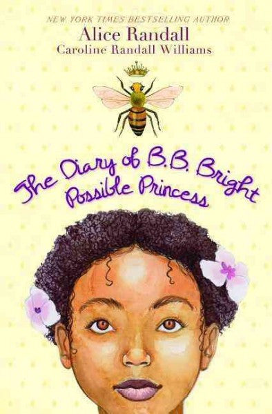 The Dairy of B.B Bright Possible Princess - EyeSeeMe African American Children's Bookstore