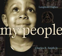 My People - Poem - EyeSeeMe African American Children's Bookstore