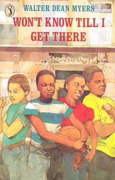 Won't Know Till I Get There - EyeSeeMe African American Children's Bookstore