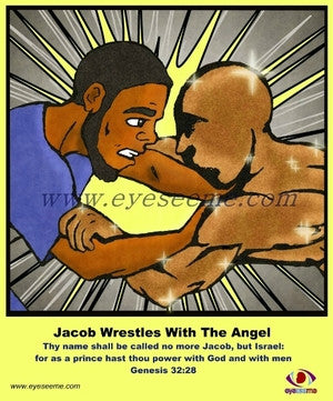 Jacob poster - EyeSeeMe African American Children's Bookstore