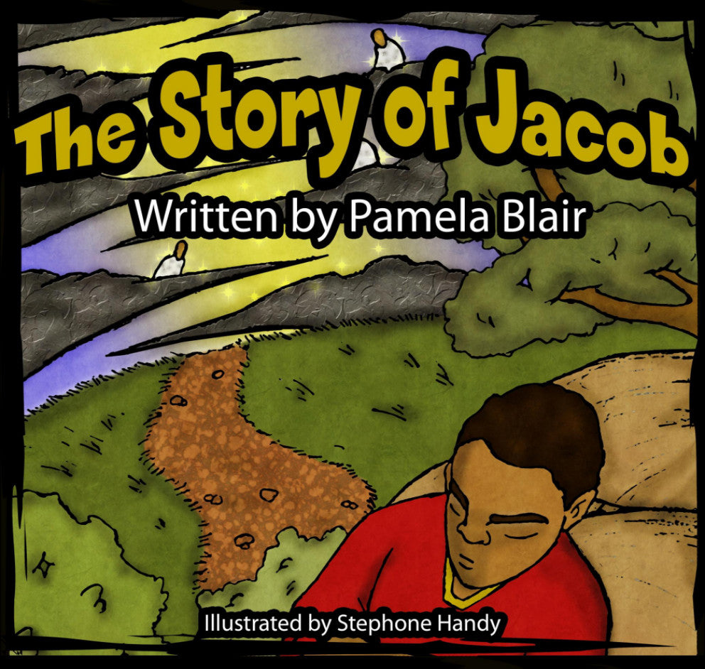 The Story of Jacob - EyeSeeMe African American Children's Bookstore