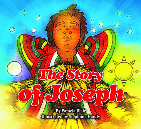 The Story of Joseph - EyeSeeMe African American Children's Bookstore