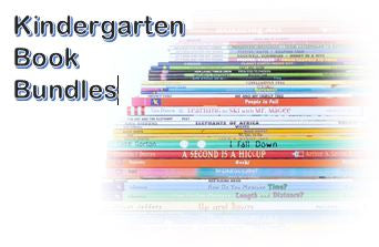 Kindergarten Book Bundle