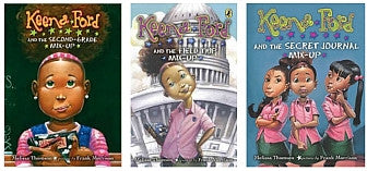 Keena Ford Series (3 Titles) - EyeSeeMe African American Children's Bookstore