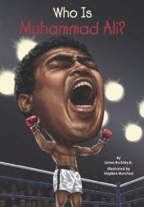 Who is Muhammad Ali? - EyeSeeMe African American Children's Bookstore