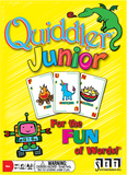 Set: Quiddler Junior - EyeSeeMe African American Children's Bookstore  - 1