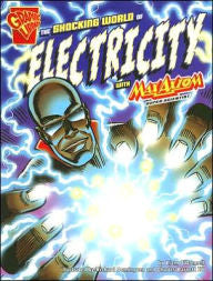 Max Axiom, Super Scientist - The Shocking World of Electricity - EyeSeeMe African American Children's Bookstore