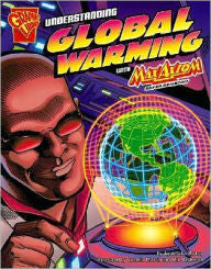 Max Axiom, Super Scientist - Understanding Global Warming - EyeSeeMe African American Children's Bookstore