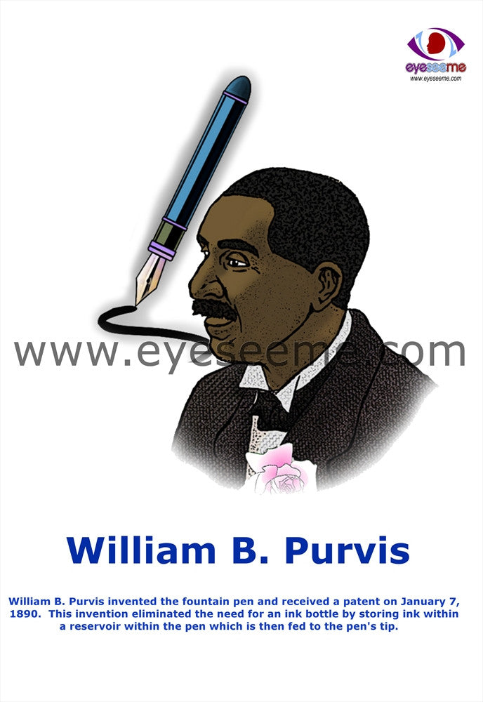 William Purvis - EyeSeeMe African American Children's Bookstore