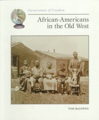 African-Americans in the Old West - EyeSeeMe African American Children's Bookstore