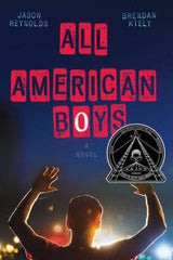 All American Boys by Jason Reynolds - EyeSeeMe African American Children's Bookstore