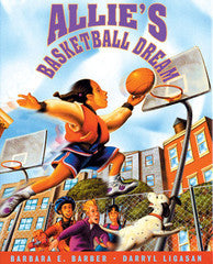 Allie's Basketball Dream - EyeSeeMe African American Children's Bookstore